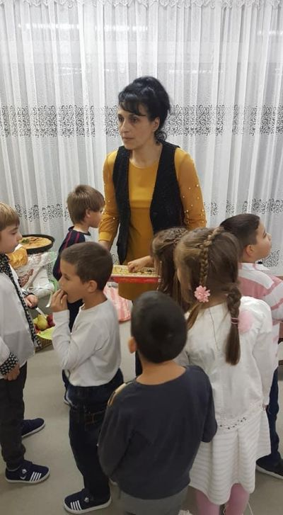 Ден на Християнското семейство - ДГ Звънче - Панагюрище