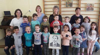 Почит към Апостола на Свободата - ДГ Звънче - Панагюрище
