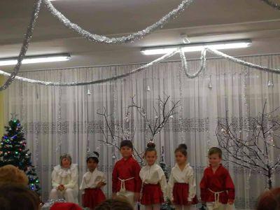 """""""Коледна бъркотия"""" - ДГ Звънче - Панагюрище"""